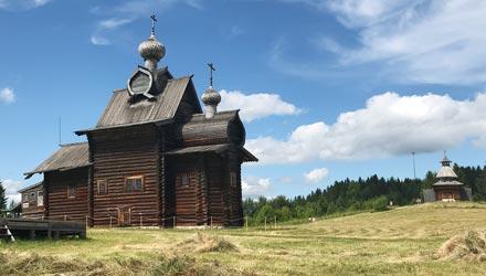 Пермское Лукоморье. Музей «Хохловка»