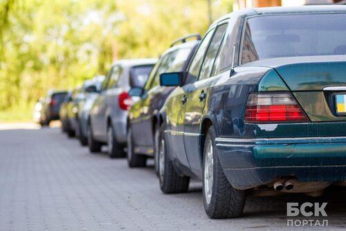 Параллельная парковка. Советы от профессионала