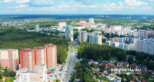 Закамск. Город в городе